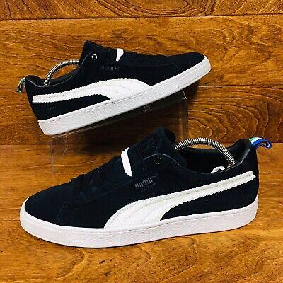 online retailer 524a0 b52b2 *NEW* Puma X Big Sean Clyde (Men Size 12) Black Suede Shoes Athletic  Sneakers | eBay