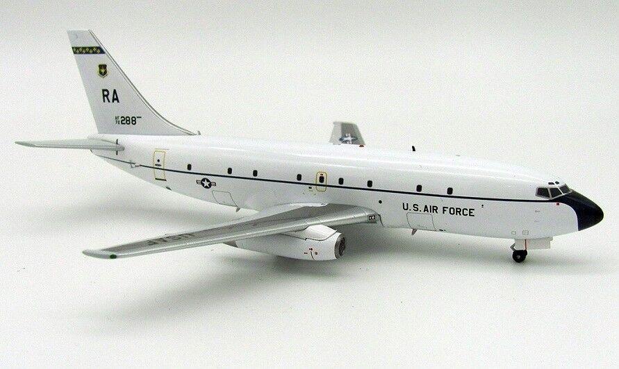 Jfox JF7372006 1/200 Stati Uniti Aeronautica BOEING T-43A  737-200  72-0288 con supporto