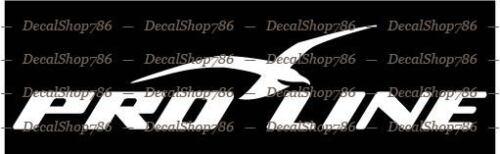 Vinyl Die-Cut Peel N/' Stick Decals /& Stickers Outdoor Sports Pro Line Boats