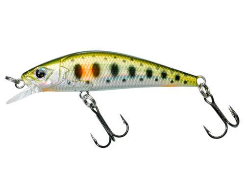Gunki gamera 54 shw 5.4cm 4.5g sinking fish lure swimmer color new 2020