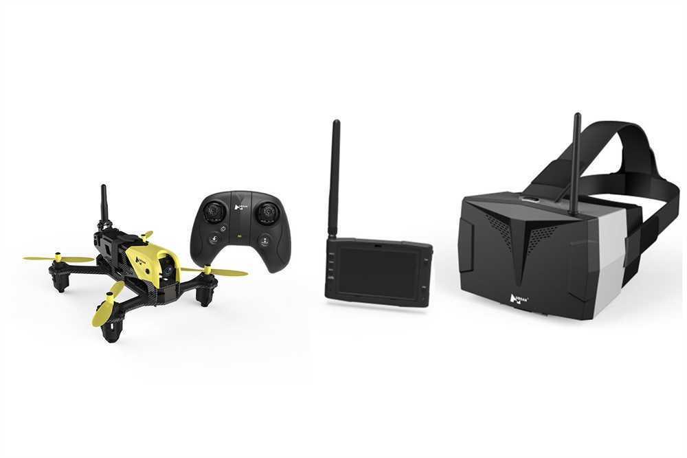 V X4 Corrente Racing Drone FPV Quadricottero - RTF con Videocamera HD  15030