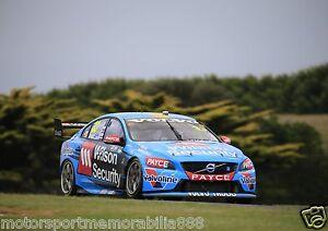 Scott-McLaughlin-2015-6x4-or-8x12-photos-V8-Supercars-VOLVO-S60-GRM