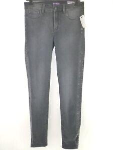 Nouveau Legging Pour Alina Galon 36 A6 Nydj 139 Slim Np Femmes Jeans Argent Pantalons Fit I6nSXx