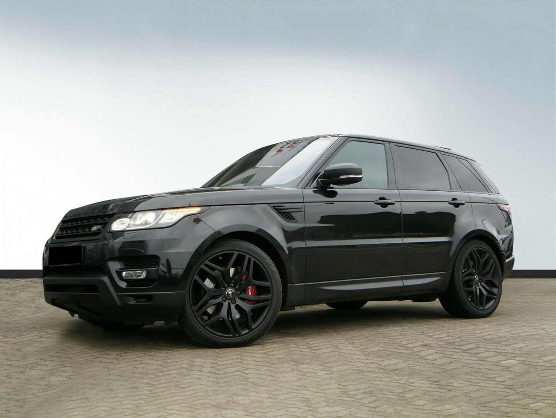 Land Rover Range Rover Sport - SDV8 HSE Dynamic aut.