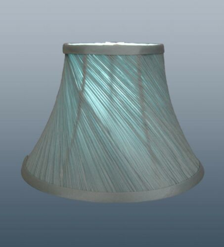 Pleated fabric lampshade duck egg blue ceiling light table lamp pleated fabric lampshade duck egg blue ceiling light table lamp shade pair 8 ebay aloadofball Choice Image