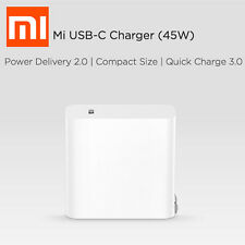 OEM Xiaomi Type-C 45W Adapter PD2.0 QC3.0 Charger Support Laptop Tablet Phone