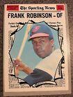 1970 Topps #463 Frank Robinson All Star