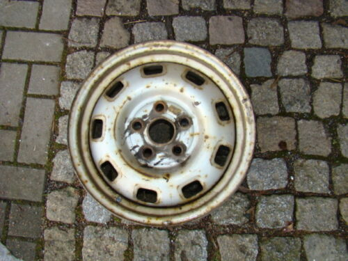 VW t4 cerchio in acciaio 6jx15 5x112 et 44 vecchio modello da noi per soli 28,00 EURO