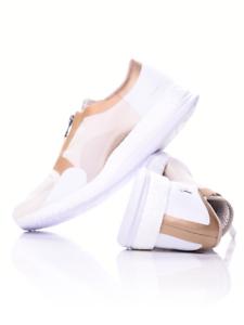 70b7b1a6b6ce NEW Adidas Women s PureBOOST X TR Zip White Gold BB3290 BB3290 BB3290 2048fd