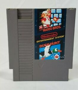 Nintendo-NES-Super-Mario-Bros-Duck-Hunt-Game