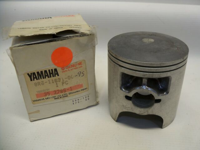 YAMAHA 650 GOOD USED PISTON /& RINGS STD BORE