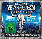 Wacken 2010 Live (Blu-ray, 2011, 3-Disc Set)
