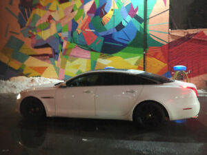 2012 Jaguar XJ8 Sports
