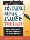 The Training Needs Analysis Toolkit 2nd Edition by Sharon Bartram