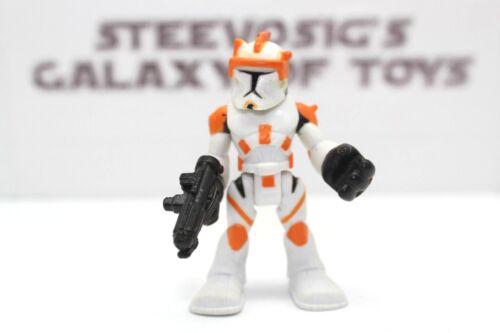Playskool Star Wars Galactic Heroes Clone Wars Commander Cody
