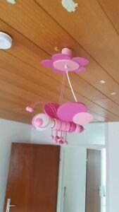 Kinderzimmerleuchte pink Biene - Filderstadt, Deutschland - Kinderzimmerleuchte pink Biene - Filderstadt, Deutschland
