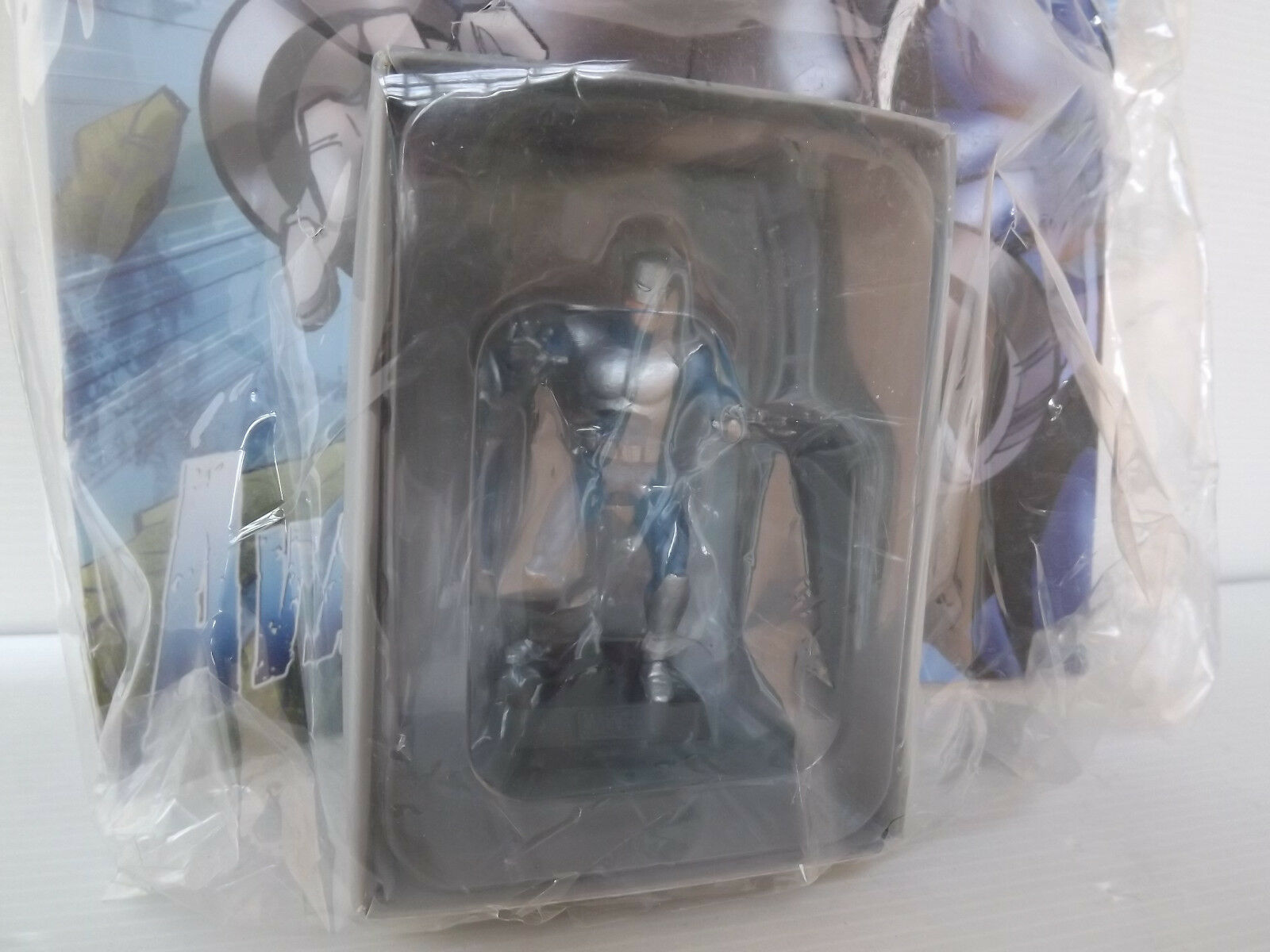 Avalanche - Figürchen Blei Eaglemoss The Classic Marvel - - - Neu 409c64