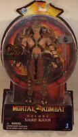 Mortal Kombat - Deluxe 7 20th Anniversary Mk9 Video Game Shao Kahn Jazwares