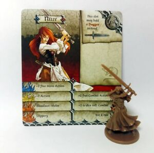 NELLY-Tica-Dragonlance-spanish-Zombicide-Black-Plague-Zombicide-Green-Horde