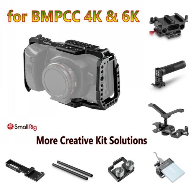 Smallrig Bmpcc Cage Kit For Blackmagic Pocket Cinema Camera Dslr Rig 1754 For Sale Ebay