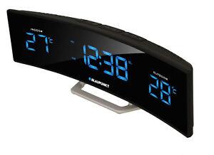 BLAUPUNKT Uhrenradio Radio mit Thermometer Wecker Snooze Alarm Uhr Radiowecker
