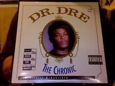 Dr. Dre The Chronic LP sealed vinyl RE reissue Snoop Dogg Doctor