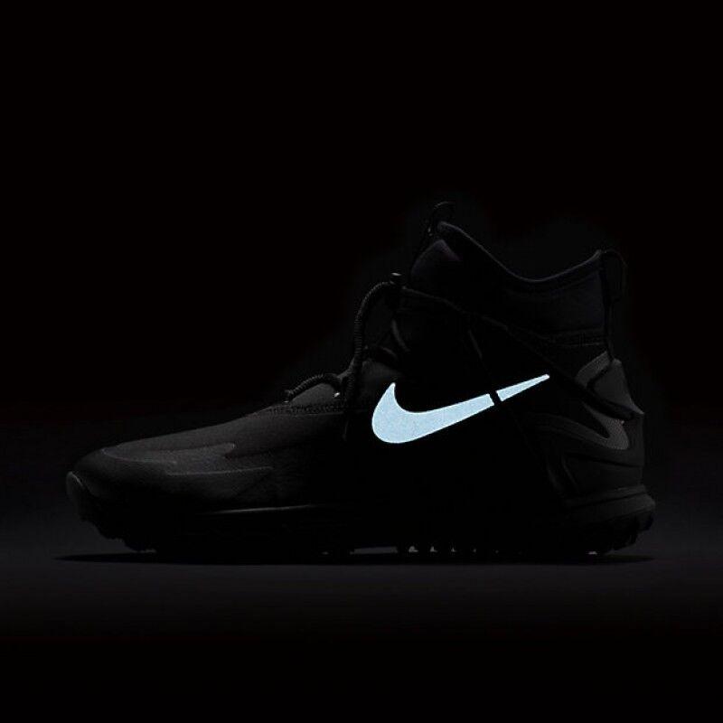 Nike Terra Sertig Boots Black Men's Trail Hiking Outdoor Urban Boots