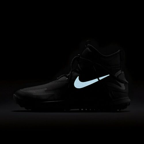 8 Reino Unido para hombre Boots Terra urbano Nike Sertig Senderismo Black exterior 5 wAP1zavqx