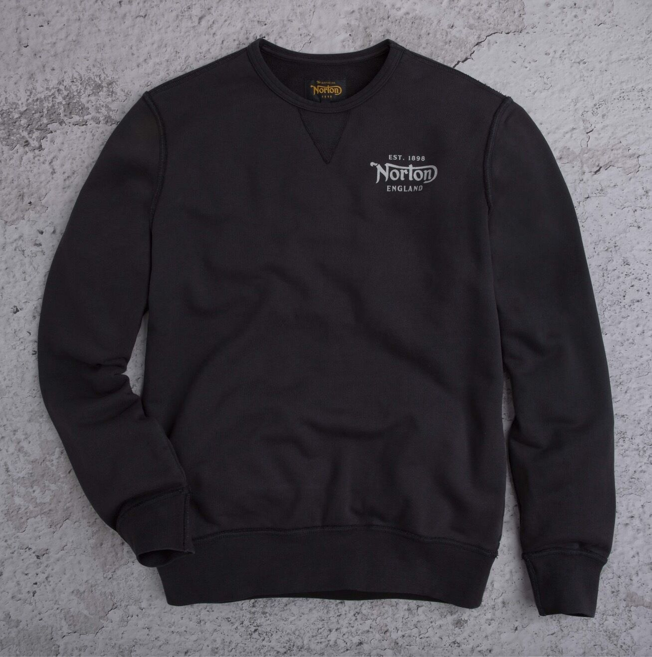 Official Norton Motorcycles Sweat New by Pepe Jeans