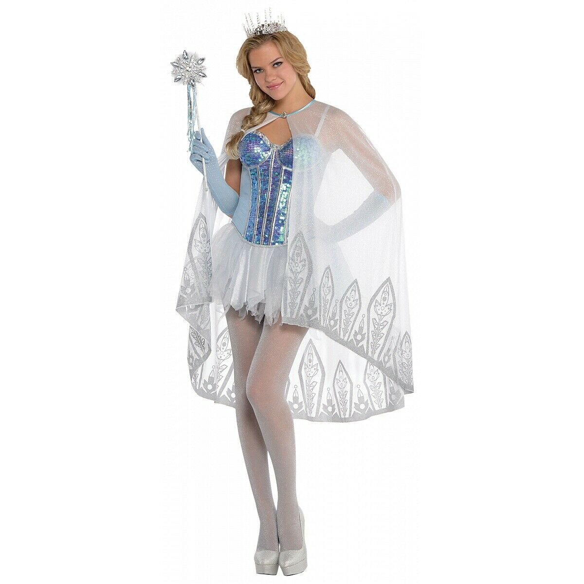 Shimmering cape Costume Accessory Adult Halloween