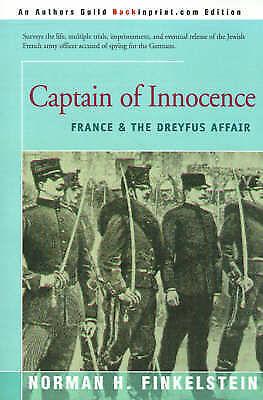 1 of 1 - Captain of Innocence: France & the Dreyfus Affair-ExLibrary