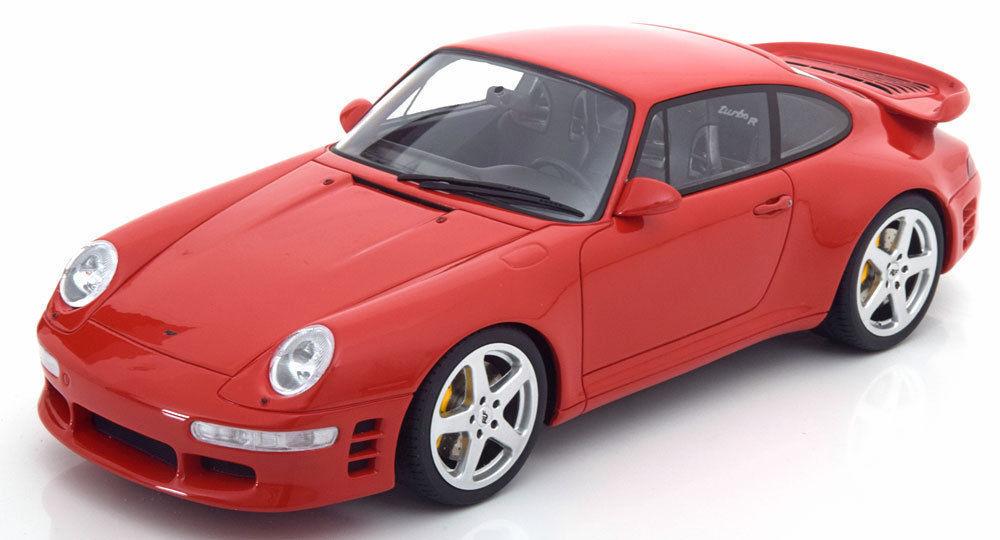 GT Spirit Porsche RUF 911 (993) Turbo rouge LE of 504 1 18New Item