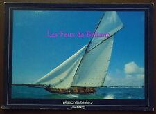 CPSM PEN DUICK TABARLY PLISSON LA TRINITE   postcard