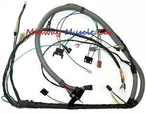 engine wiring harness 400 455 350 1973 73 Pontiac Grand Prix G/P w/ A/C |  eBay | Pontiac Wiring Harness Ebay |  | eBay