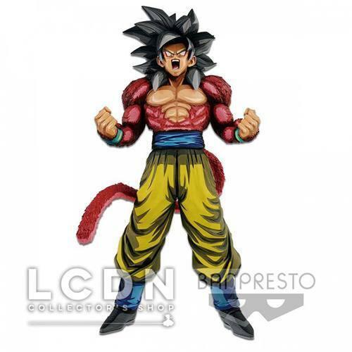 Dragon Btutti GT Master estrellas Piece Super Saiyan 4 Son Goku uomoga Diessisions 33cm