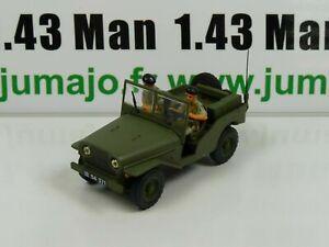VMF5B-militaires-Francais-DIREKT-IXO-1-43-DELAHAYE-VLRD-avec-soldats