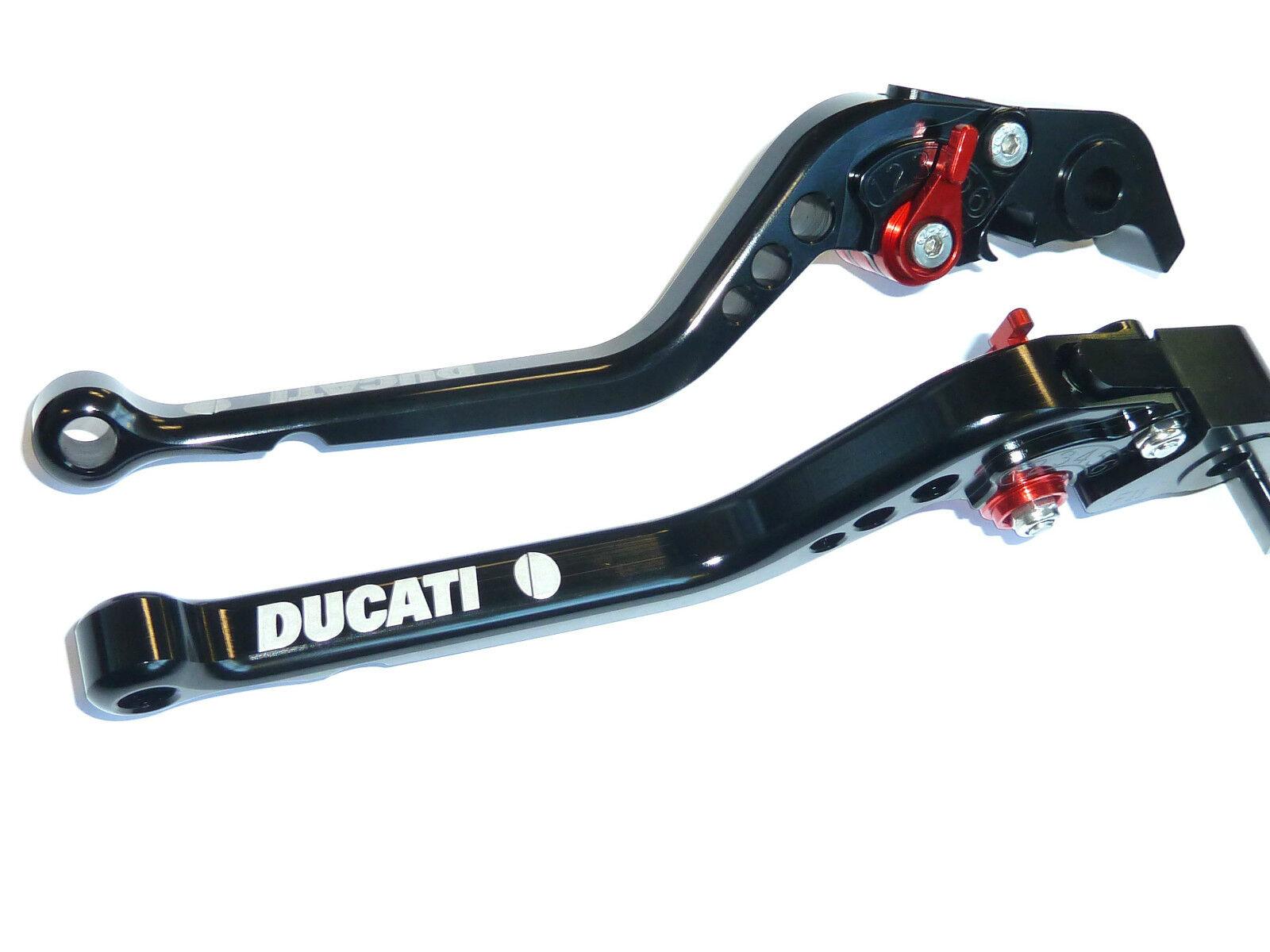 Ducati 899 Panigale 2014-2015 Bremse Bremse Bremse und Kupplungshebel Satz Straßen Rennen Spur 90c176