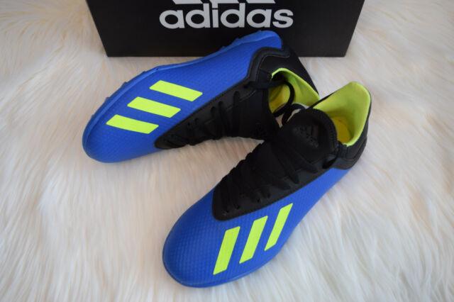 balcón Perplejo Acelerar  adidas Youth Boy's X Tango 18.3 TF J Soccer Shoes Db2422 Sz 4 for ...
