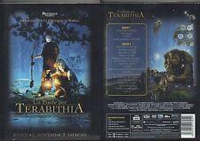 UN PONTE PER TERABITHIA - SPECIAL EDITION 2 DVD (NUOVO SIGILLATO)