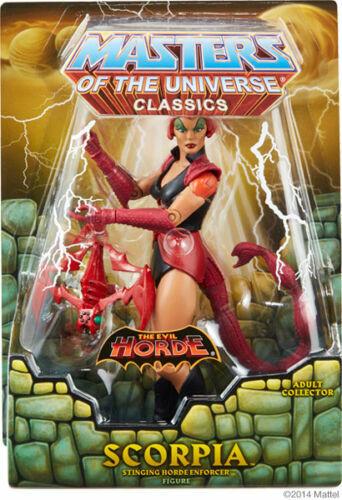 Masters of Universum Classics Scorpia, ny in stock