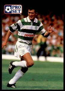 Brian Irvine Aberdeen no 9 Pro Set Scottish 1991//1992