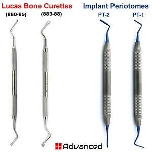 Implant-Micro-Serrated-Periotomes-PDL-Periodontal-Curettes-Basic-Extraction-Pack