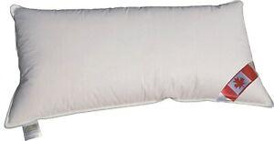 Daunen und Betten Duscher Kopfkissen Daunalux 3-Kammer weiß 80 x 80 cm