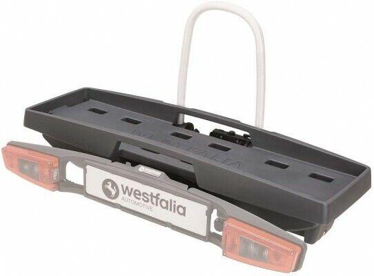 WESTFALIA Transportplattform für Fahrradträger - Heckbox mit 54 kg Zuladung