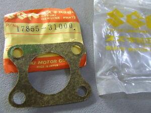 New-NOS-GT750-Water-Connector-Inlet-gasket-Genuine-Suzuki-17855-31000-GT-750