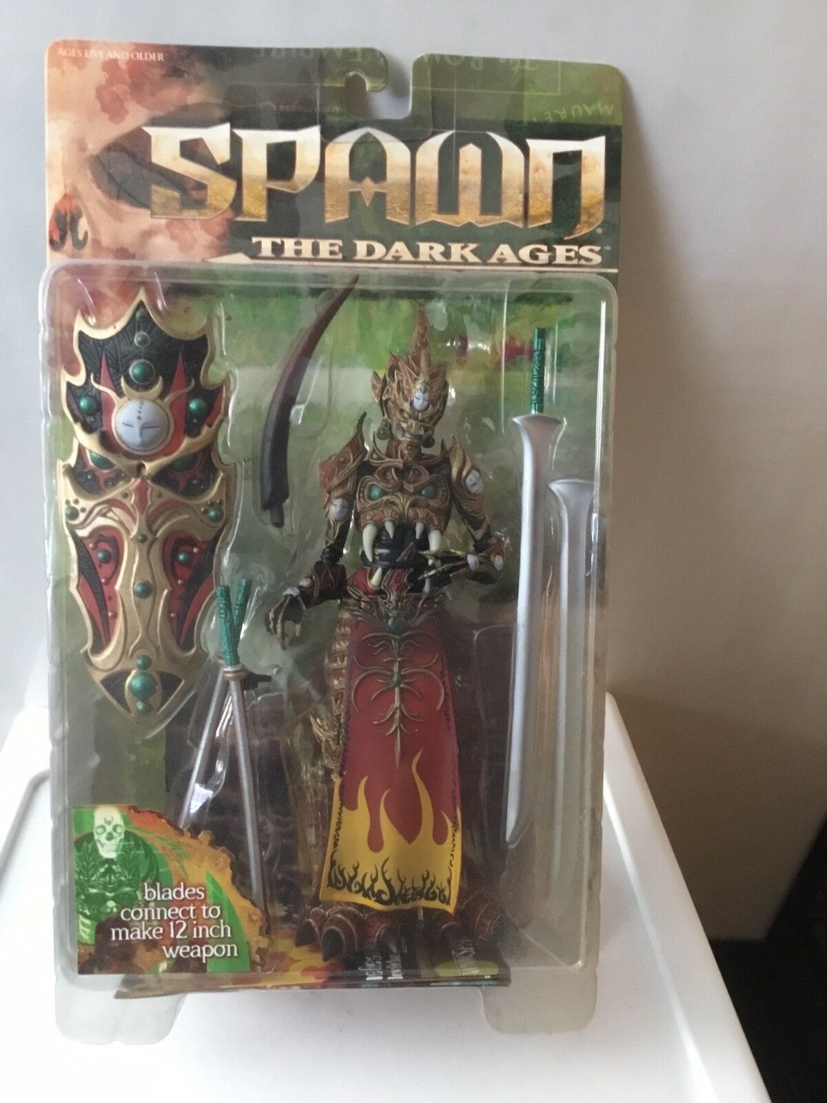 Mcfarlane Toy - Spawn Action Figure Lot