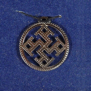 Details about SPIRITUAL STRENGTH - SLAVIC AMULET CHARM TALISMAN FERTILITY,  WEALTH, GOOD LUCK