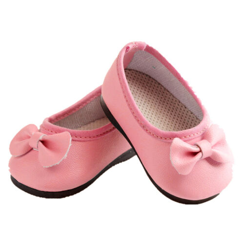 Handmade Fashion Pink Boot Shoes For 16inch Girl Doll Party Gifts  New.