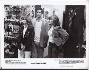 Details About Chevy Chase Patti D Arbanville Modern Problems 1981 Original Movie Photo 26414