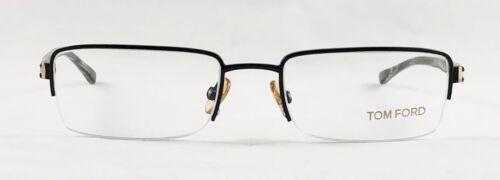 179612df06 2 of 6 TOM FORD TF5021 TF 5021 B5 Black stripe Eyeglasses Frame Eyewear  51-18-140